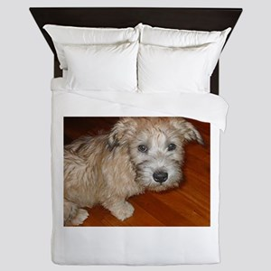 Glen_of_Imaal_Terrier wheaton Queen Duvet