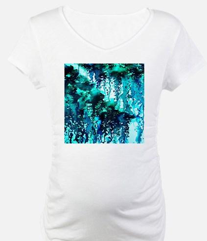 The Perfect Storm - Turquoise an Shirt