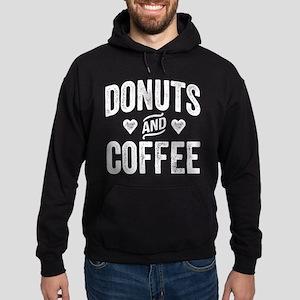 Donuts & Coffee Hoodie