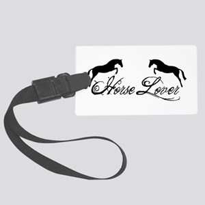 Horse Lover Luggage Tag