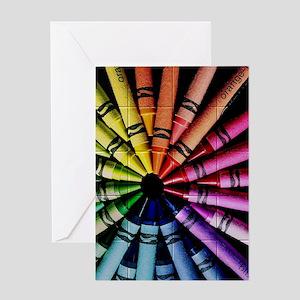 crayons stationery cafepress
