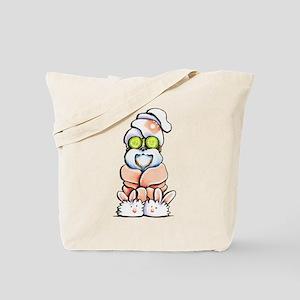 Shih Tzu Spa Tote Bag