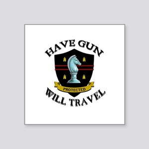 haveguncenter Sticker