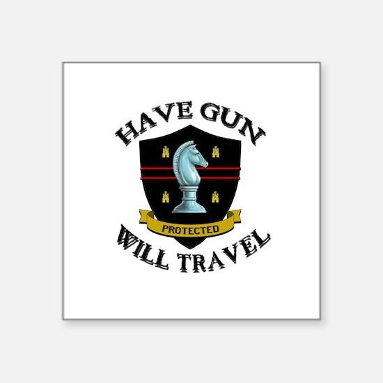 haveguncenter Sticker