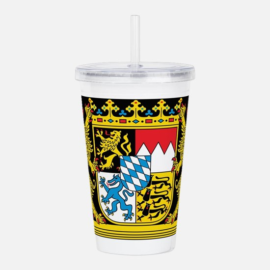 Unique Bavaria Acrylic Double-wall Tumbler