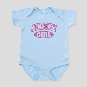 Jersey Girl Baby Light Bodysuit