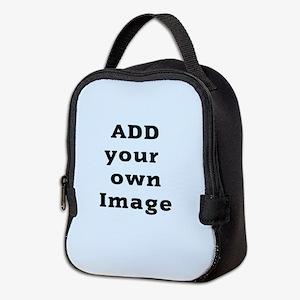 Add Image Neoprene Lunch Bag