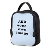 Photo Neoprene Lunch Bag