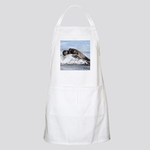 Swimming Seal Apron