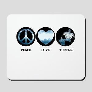 PL Turtle Mousepad