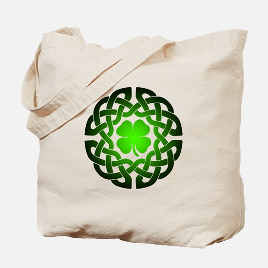 Clover knot Tote Bag