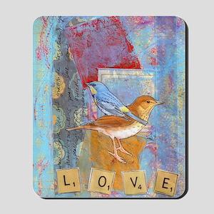 Infinite Love andGratitude Mousepad