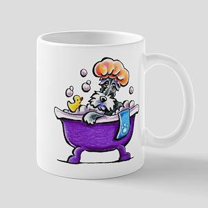 Schnauzer Bath Mugs
