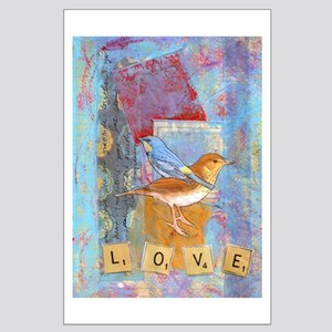 Infinite Love Andgratitude Posters Large Poster