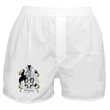 Peterson Boxer Shorts