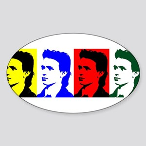 Rudolf Warhol BS Sticker