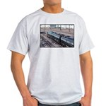 Conrail Office Car Train Light T-Shirt