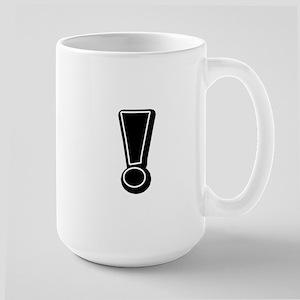 Exclamation | Black Mugs