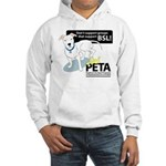 Pit Bull PETA BSL Hooded Sweatshirt