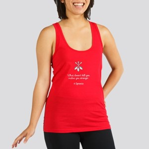 Spoon Theory Racerback Tank Top