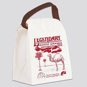 Justin Shirt Canvas Lunch Bag
