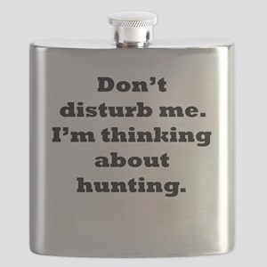 Thinking About Hunting Flask