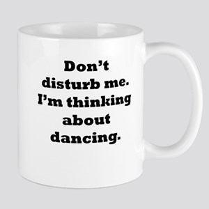 Thinking About Dancing Mugs