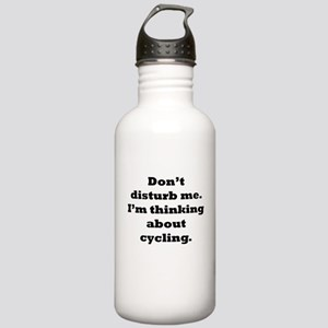 Thinking About Cycling Water Bottle