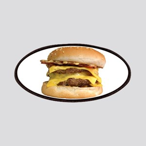 Stacked Burger Patches