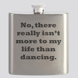 Dancing My Life Flask