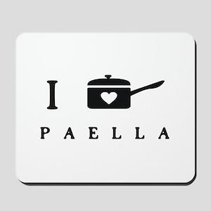 I Cook Paella Mousepad