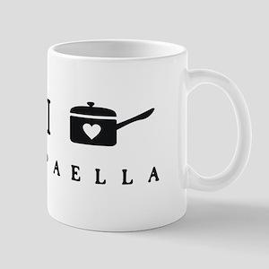 I Cook Paella Mugs