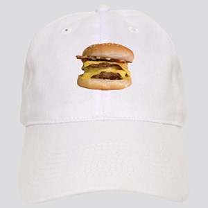 Stacked Burger Baseball Cap