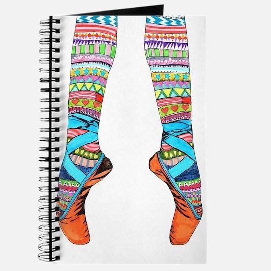 Happy ballet Journal