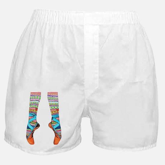 Happy ballet Boxer Shorts
