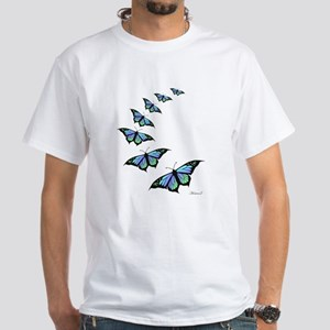 FLY AWAY  White T-Shirt
