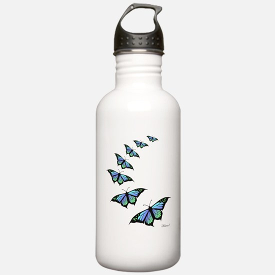 FLY AWAY  Sports Water Bottle