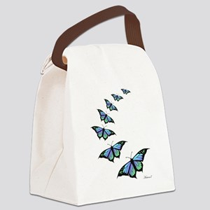 FLY AWAY  Canvas Lunch Bag