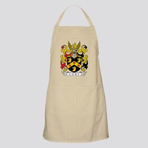 Cory Family Crest Apron