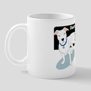 Pit Bull PETA BSL Mug