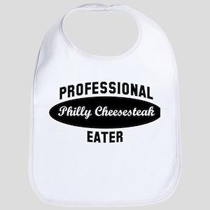 Pro Philly Cheesesteak eater Bib