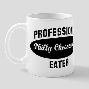 Pro Philly Cheesesteak eater Mug