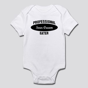 Pro Sour Cream eater Infant Bodysuit