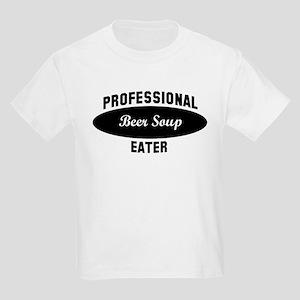 Pro Beer Soup eater Kids Light T-Shirt