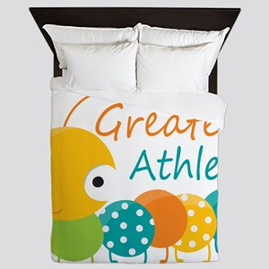 World's Greatest Athlete Queen Duvet