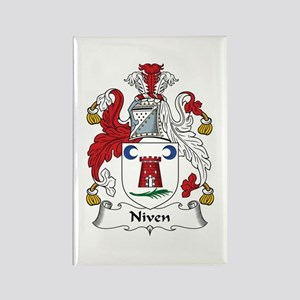 Niven Rectangle Magnet