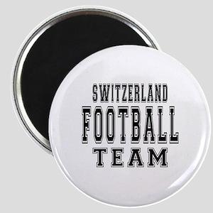 Switzerland Football Team Magnet