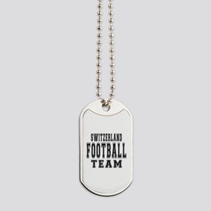 Switzerland Football Team Dog Tags
