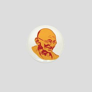 Strk3 Gandhi Mini Button
