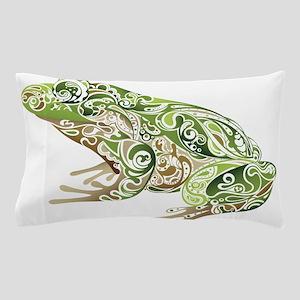 Filligree Frog Pillow Case